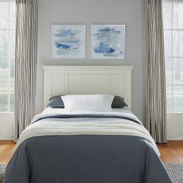 Dover Queen Headboard And Night Stand Homestyles