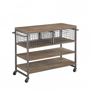 Barnside Metro Kitchen Cart