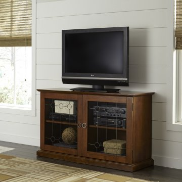Franklin Media Cabinet. Home Entertainment   Homestyles