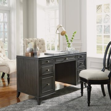 5th Avenue Pedestal Desk