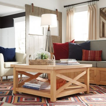 Great Country Lodge Coffee Table