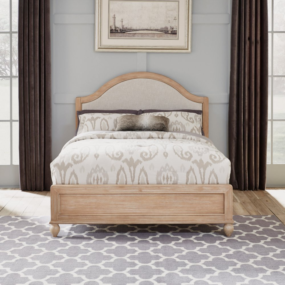 Cambridge Queen Bed and Night Stand 5170-5020