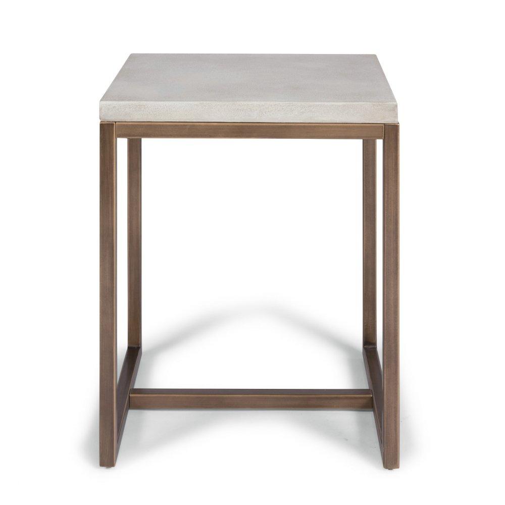Geometric End Table 8100-20