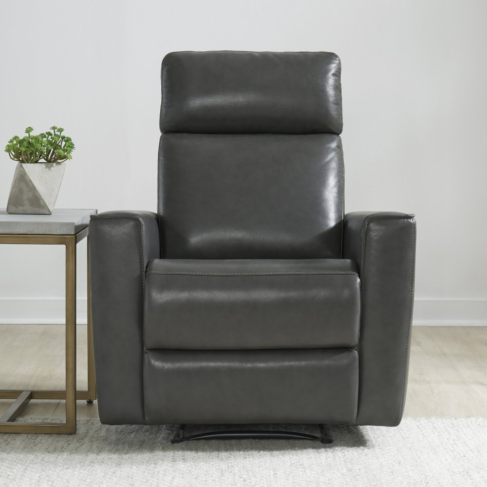 Nuovo Leather Power Motion Recliner 5320-50