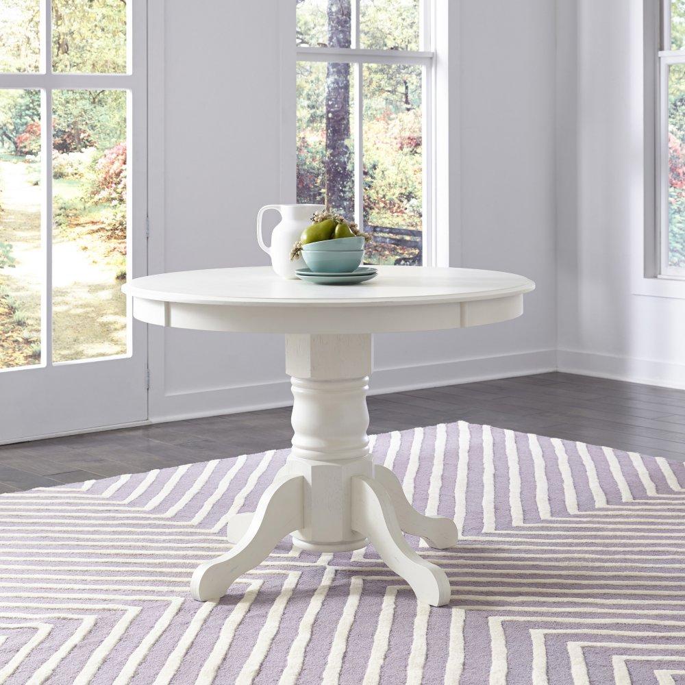Seaside Lodge Round Pedestal Dining Table 5523-30