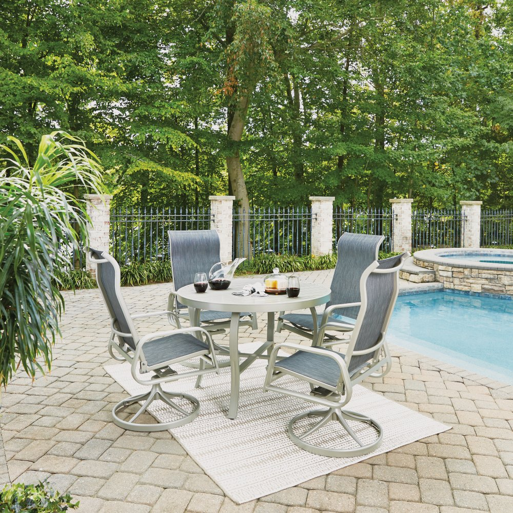 South Beach Outdoor Dining Set 5700-3055
