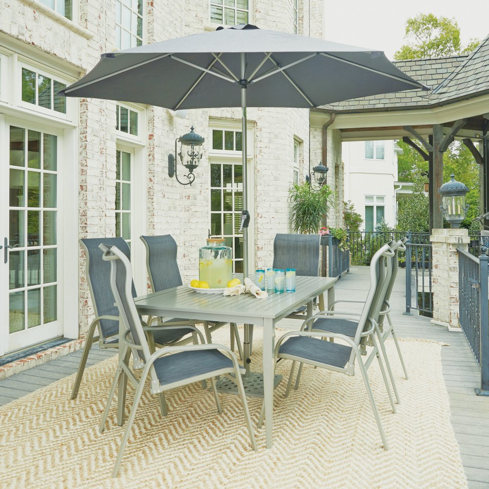 South Beach Outdoor Dining Set 5700-3116