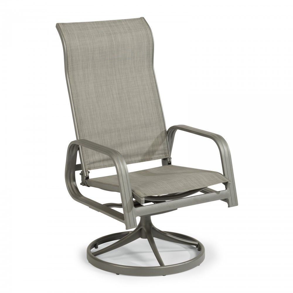 5702-55 Daytona Sling Swivel Rocking Chair