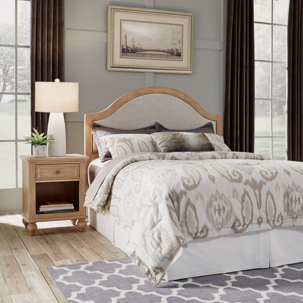 Cambridge Queen Headboard and Night Stand Set 5170-5015