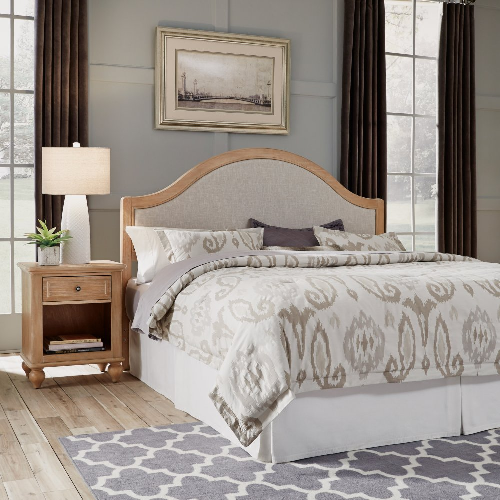 Cambridge King Headboard and Night Stand Set 5170-6015