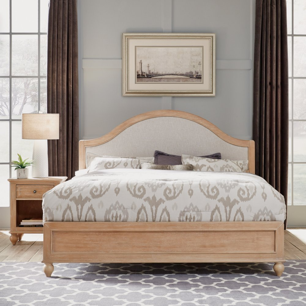 Cambridge King Bed and Night Stand Set 5170-6020