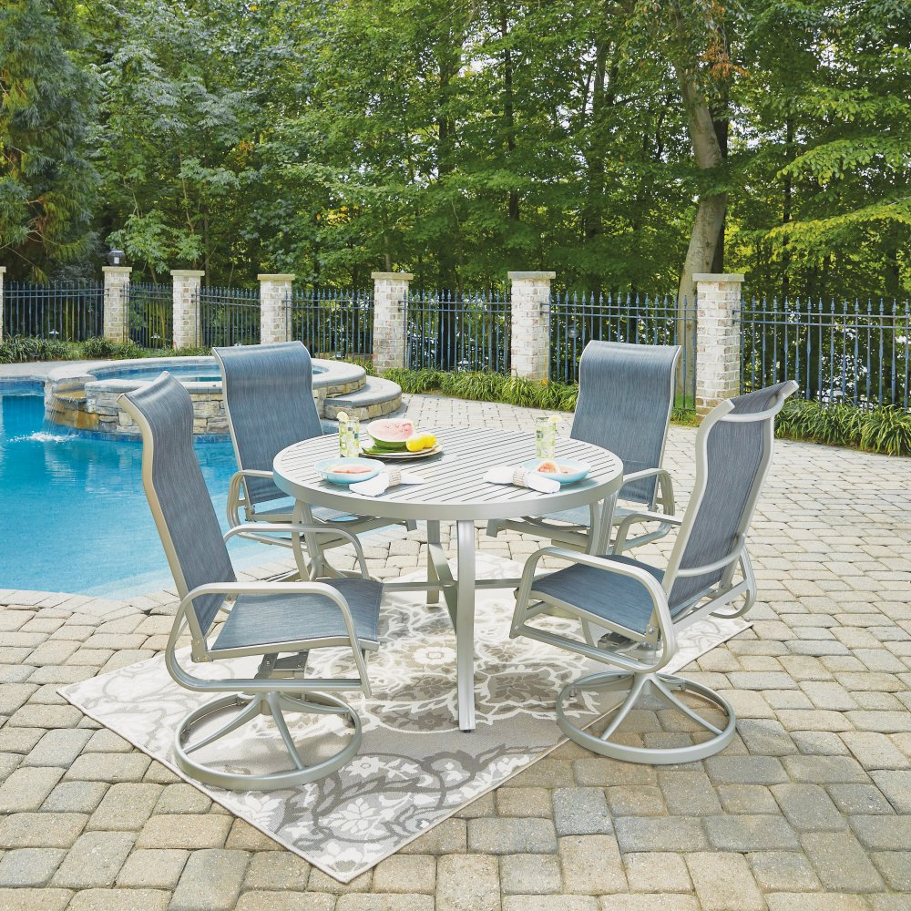 South Beach Outdoor Dining Set 5700-3255