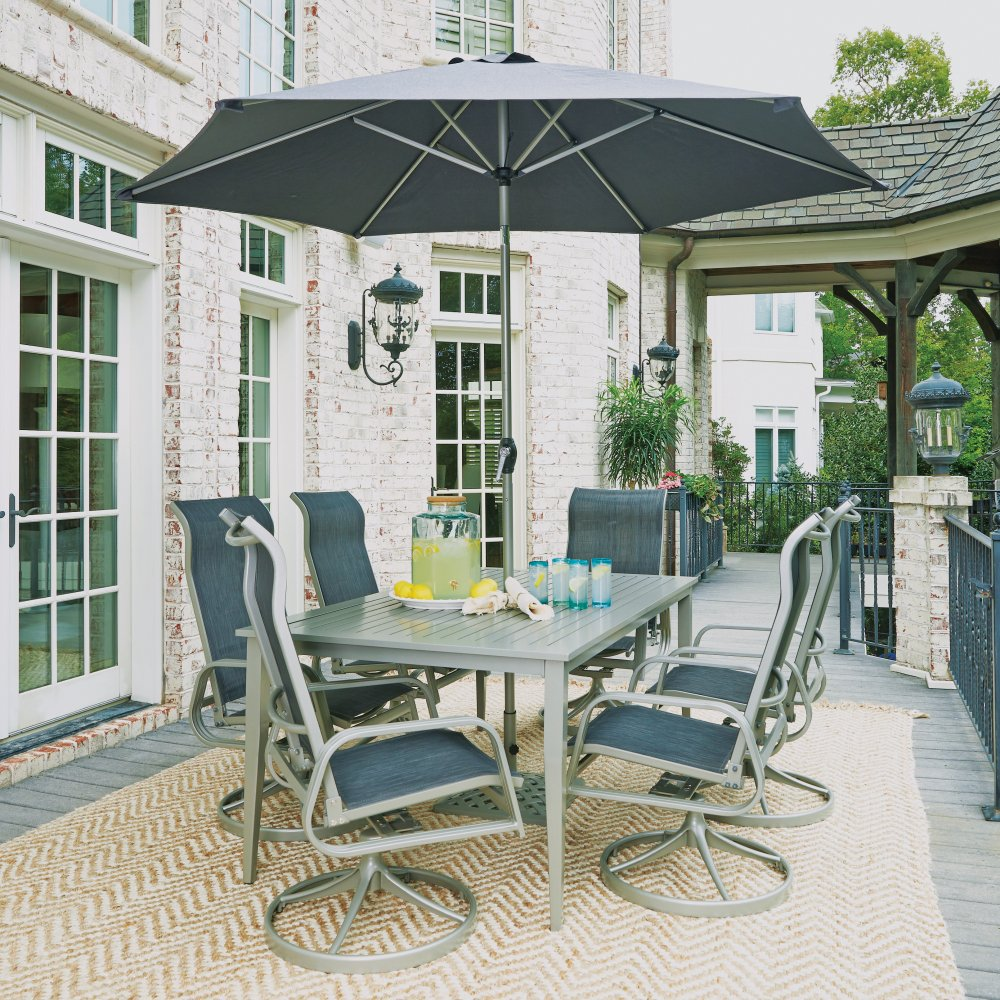 South Beach Outdoor Dining Set 5700-31556