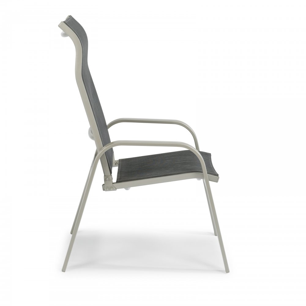 South Beach Sling Arm Chairs 5700-81