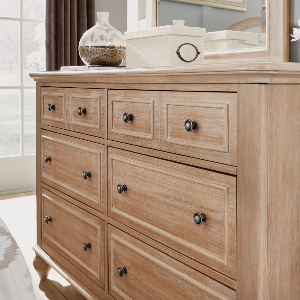 Cambridge Dresser and Mirror 5170-74