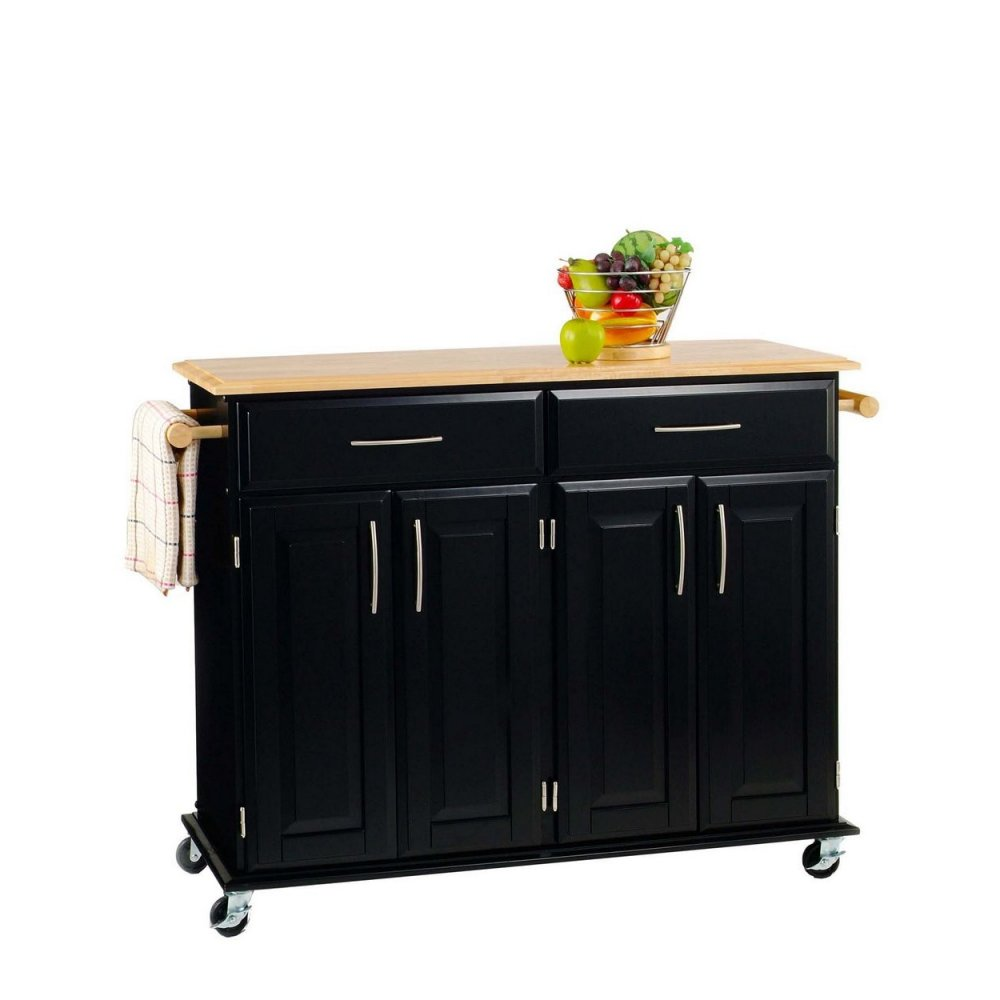 Dolly Madison Kitchen Island Cart
