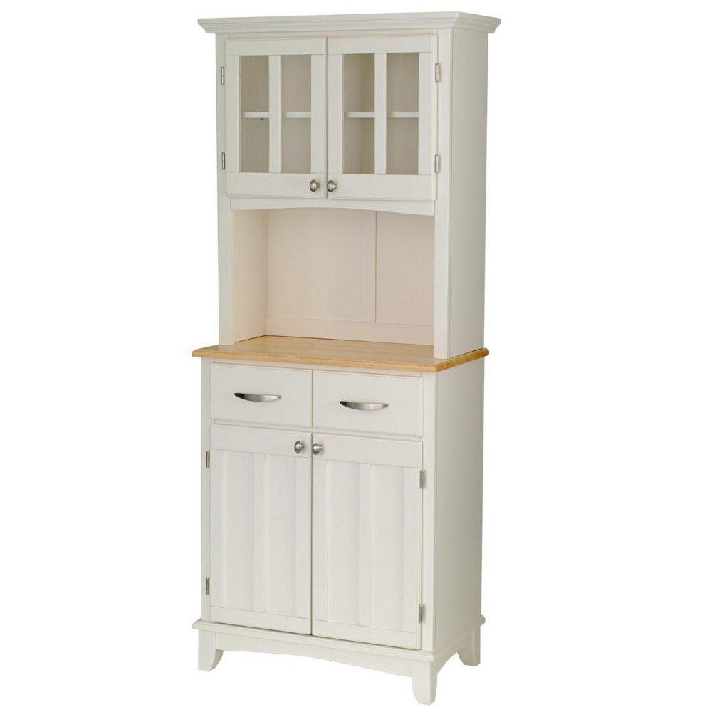 White Kitchen Hutch Buffet wonderful white kitchen hutch cabinet buffet china storage