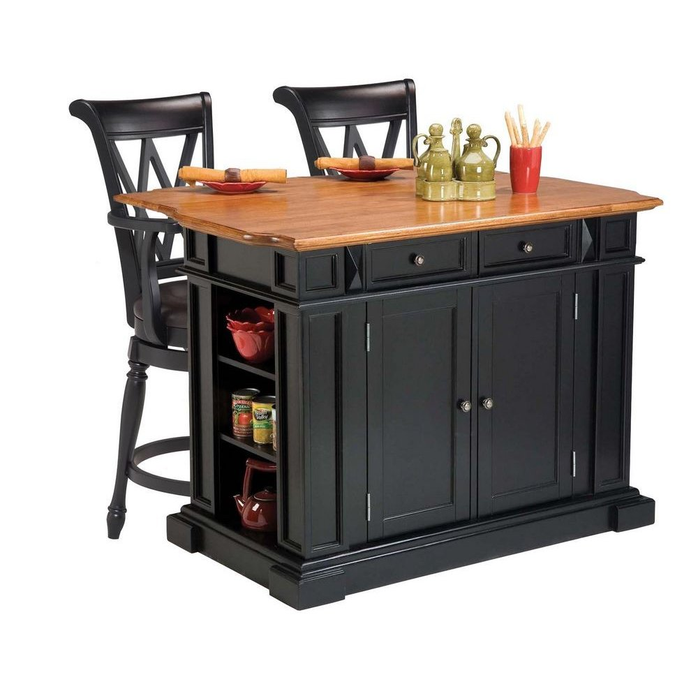 Kitchen Island From Two Night Stands