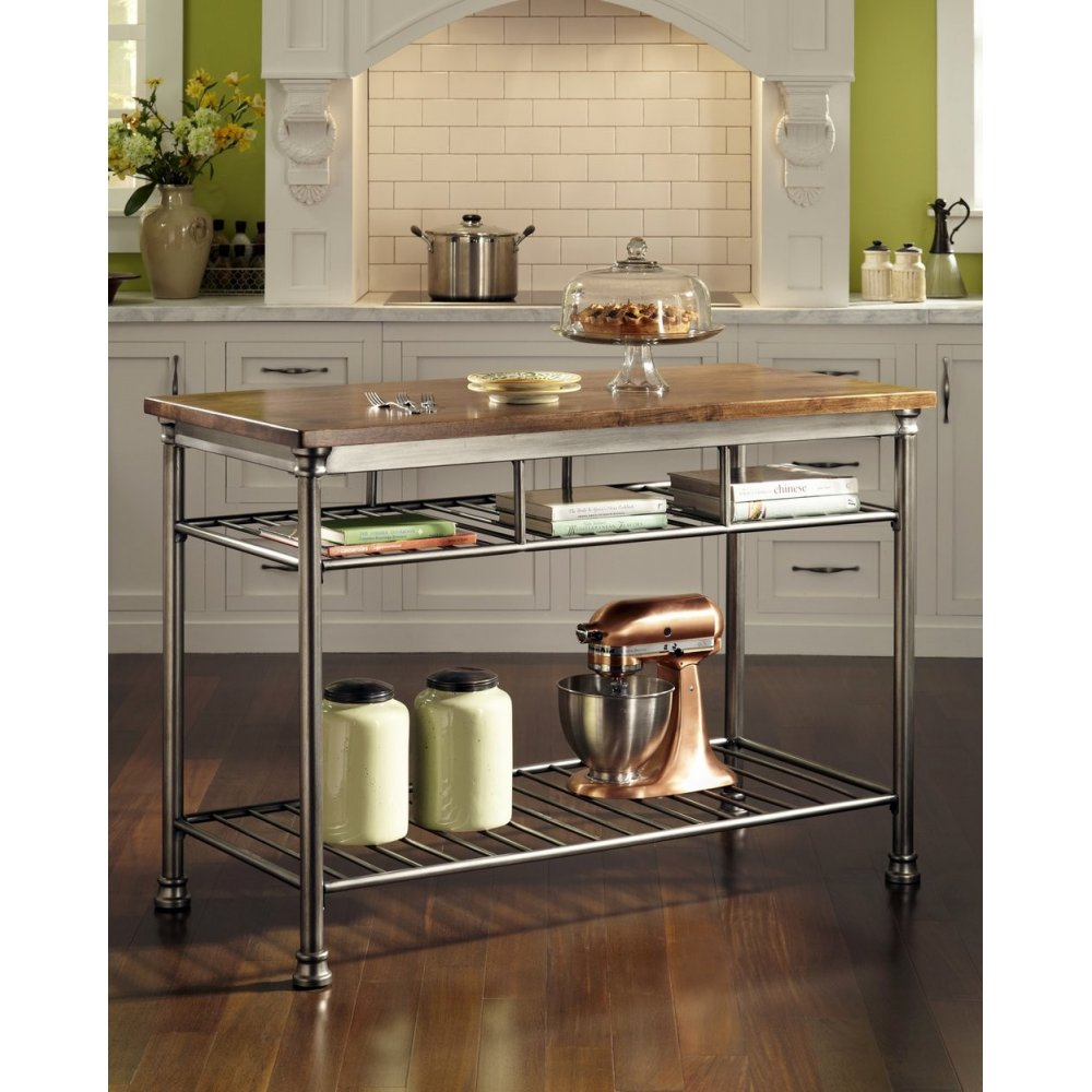 The Orleans Kitchen Island Homestyles - Small kitchen islands for sale