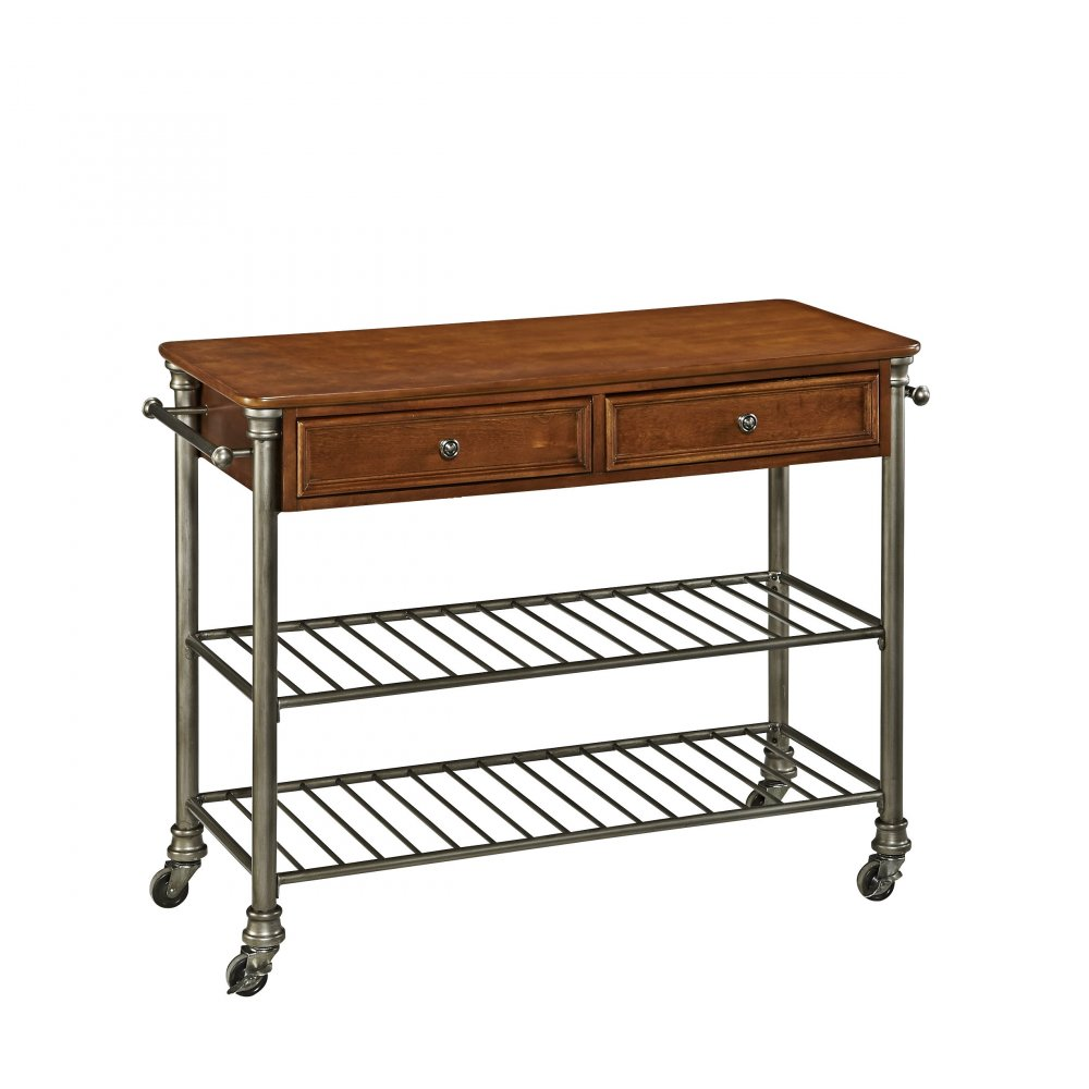 The Orleans Kitchen Cart