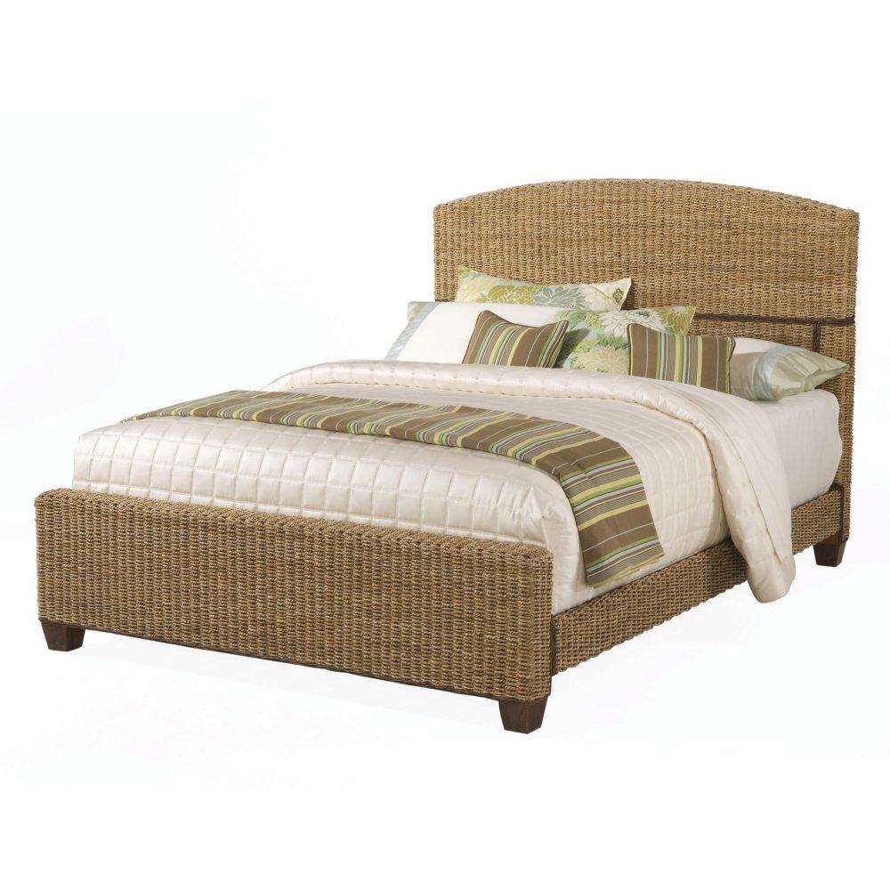 Cabana Banana Honey Queen Bed Homestyles