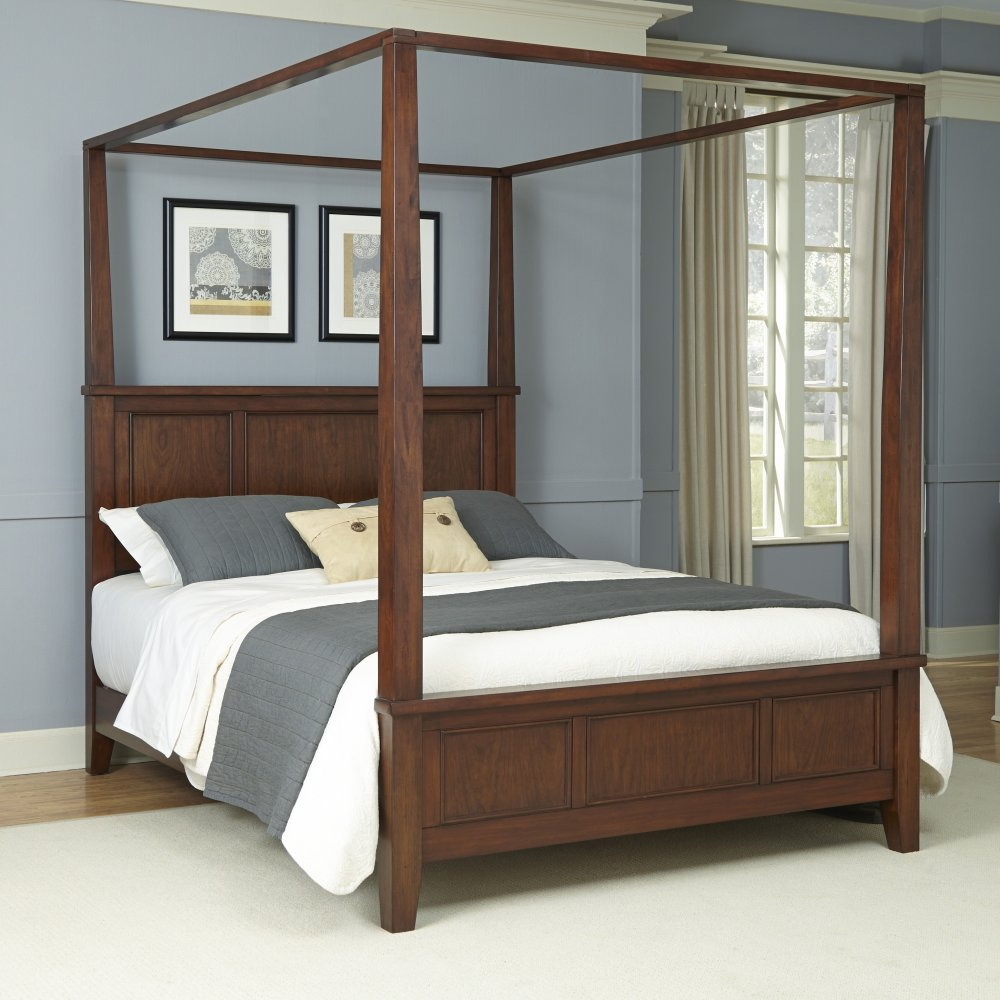 & Chesapeake King Canopy Bed | Homestyles