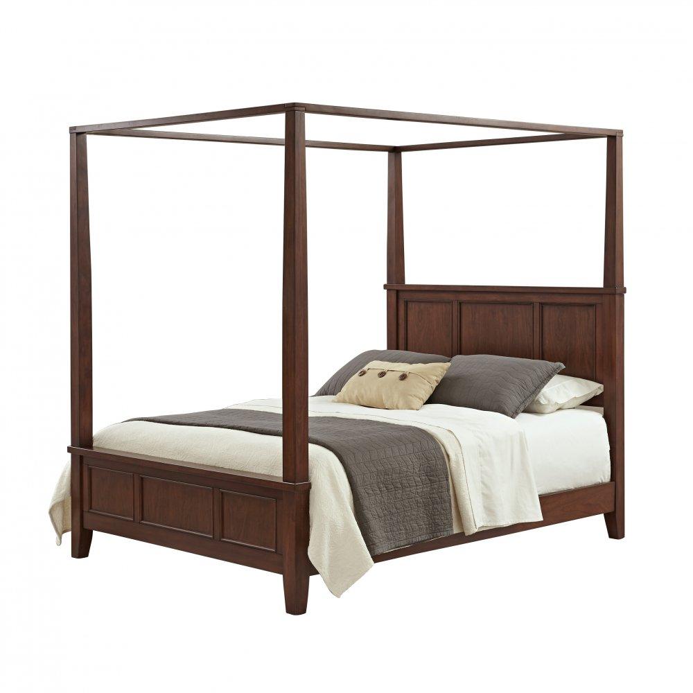 chesapeake king canopy bed