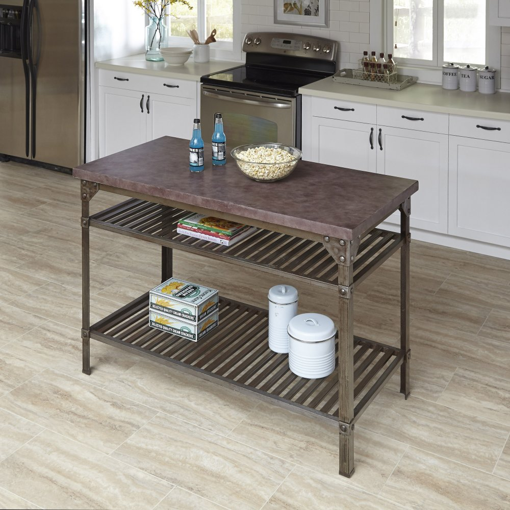fascinating furniture style kitchen island | Urban Style Kitchen Island | Home Styles