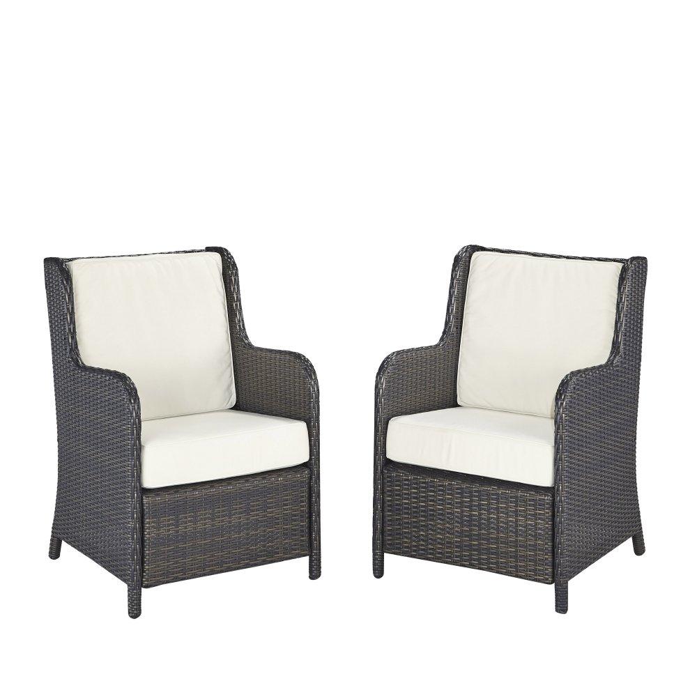 Riviera Conversation Chairs (Set Of 2)