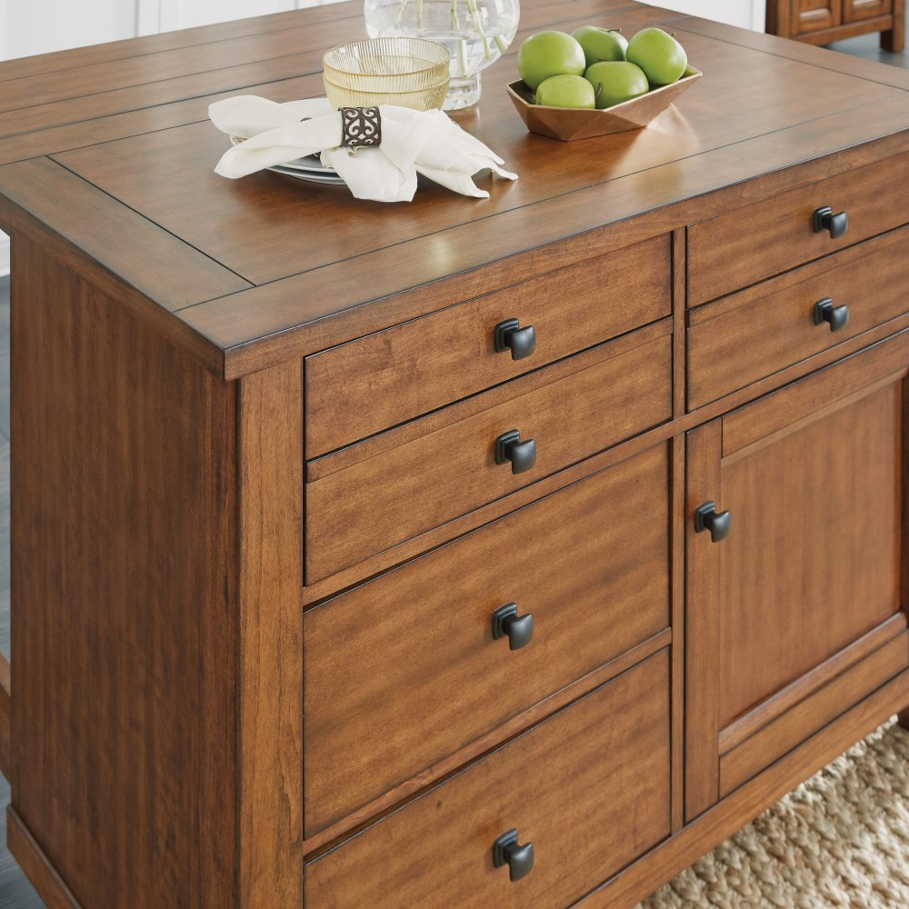 5412-94 Tahoe Kitchen Island