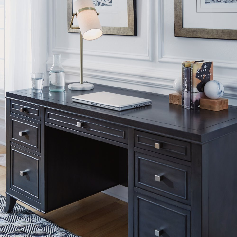 5436-18 5th Avenue Pedestal Desk