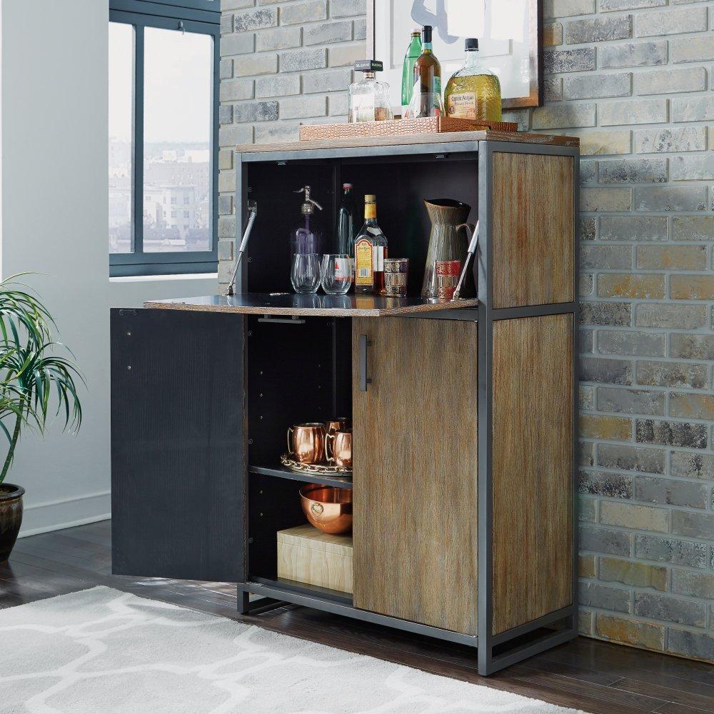 5053-99 Barnside Metro Bar Cabinet
