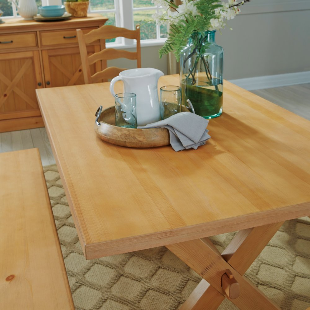 Country Lodge Dining Table 5524-31