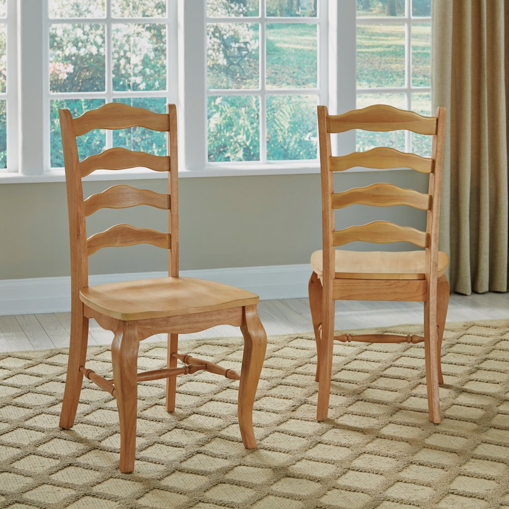 Country Lodge Pair of Dining Chairs 5524-802