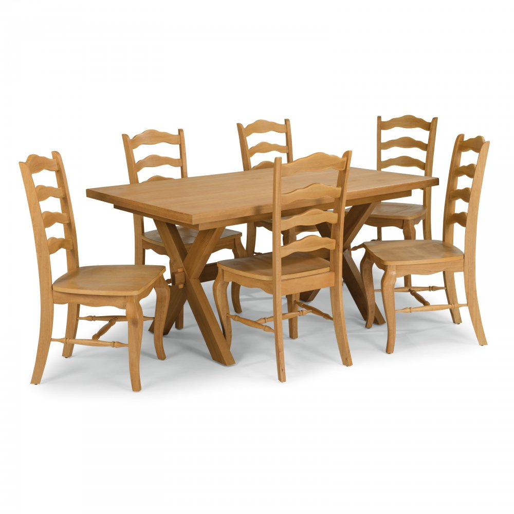 Country Lodge Dining Set 5524-318