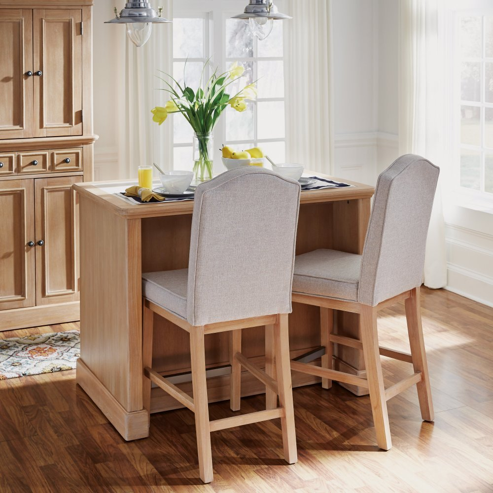 Cambridge Counter Stools 5170-89 shown with Cambridge Kitchen Island 5170-94Q