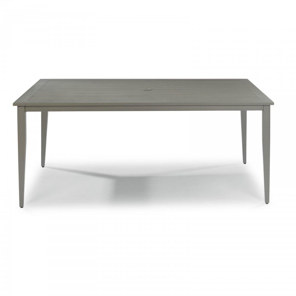 5702-31 Daytona Seven Piece Rectangular Outdoor Dining Table
