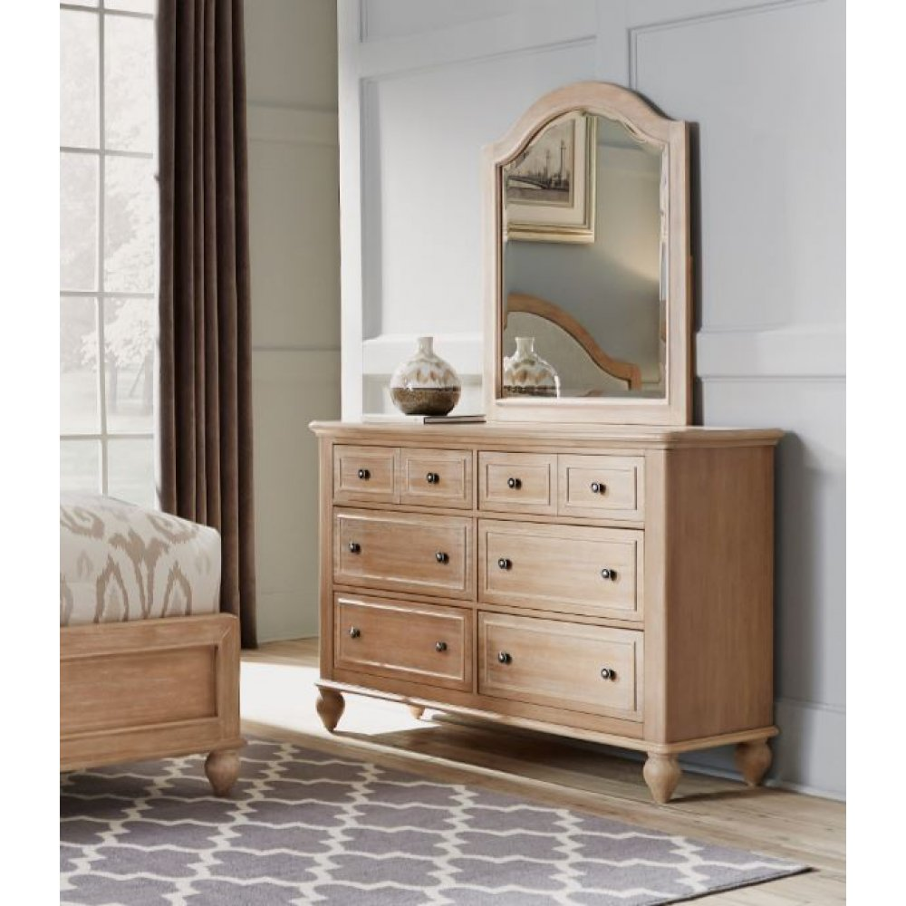 Cambridge Dresser and Mirror 5170-74