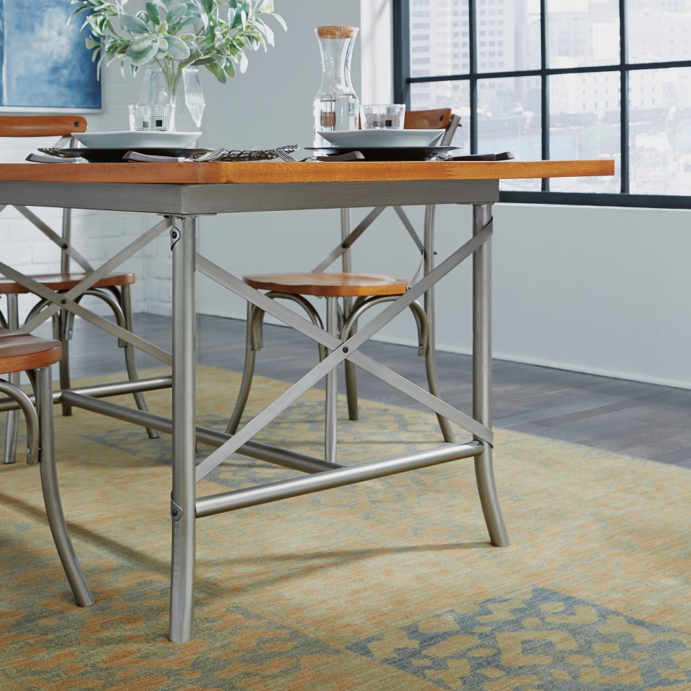 5061-31 Orleans Dining Table, Shown with 5061-802 Orleans Chairs, Sold Separately