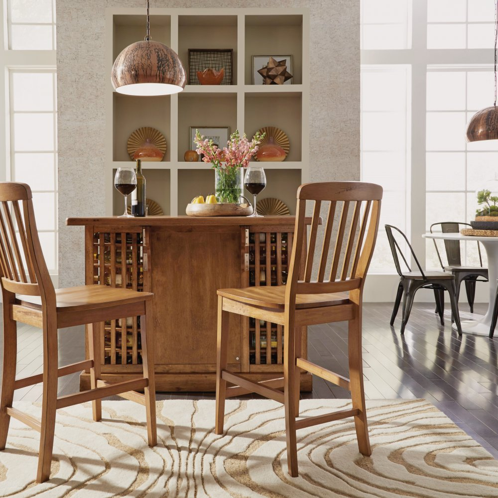 5047-89 stools shown with 5047-94 island, sold separately