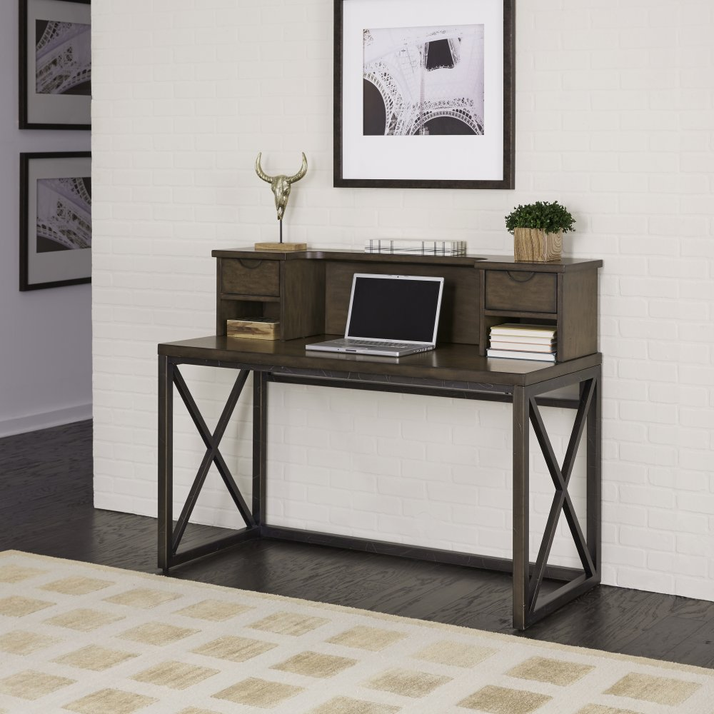 Xcel Office Desk With Hutch