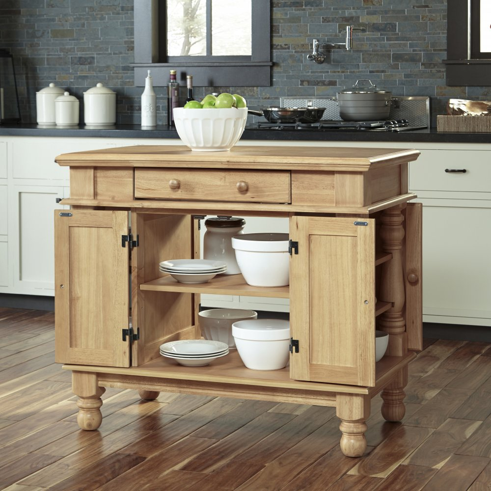 americana natural kitchen island homestyles americana natural kitchen island homestyles
