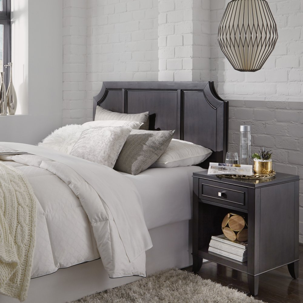 5436-501 Bed Shown with 5436-42 Night Stand, sold separately.