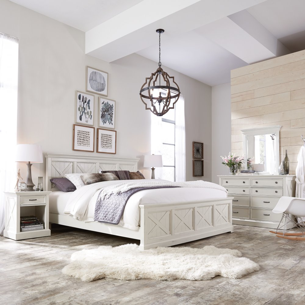 5523-74 shown with the 5523-600 bed and 5523-42 nightstand, sold separately.