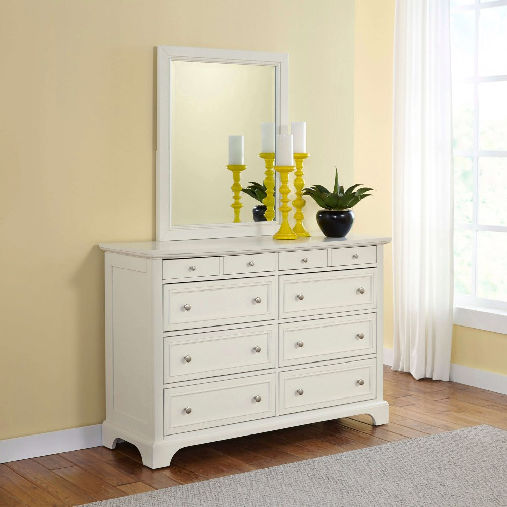 Naples Dresser and Mirror 5530-74