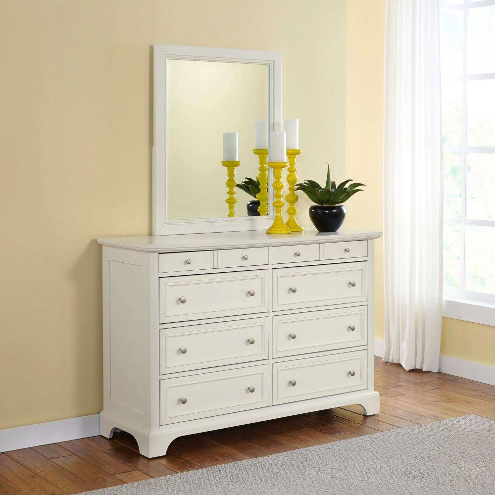 Naples Dresser and Mirror 5530-74