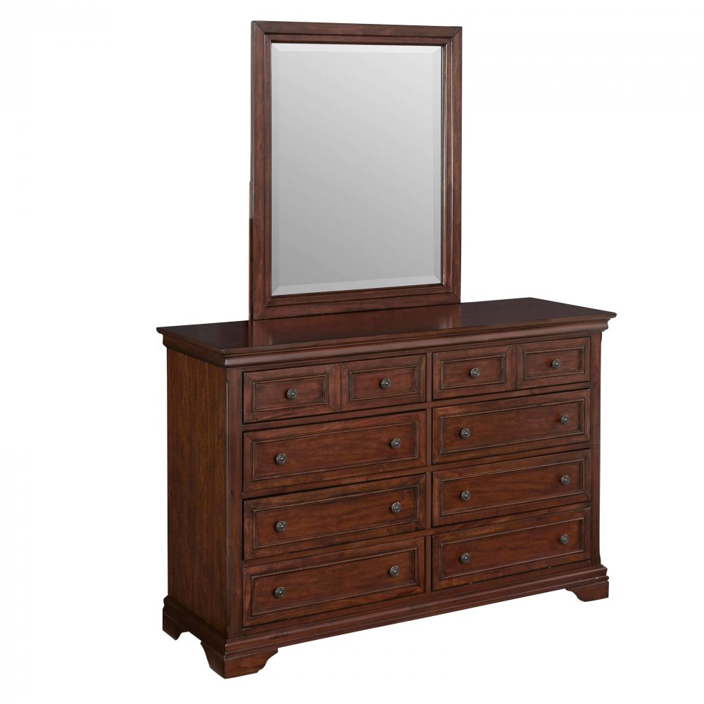 Chesapeake Dresser and Mirror 5537-74