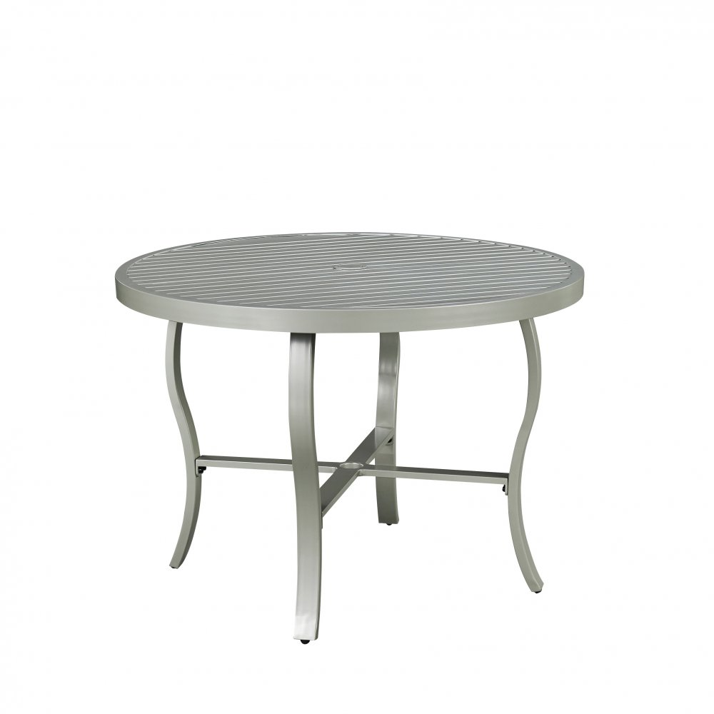 South Beach Round Outdoor Dining Table Homestyles