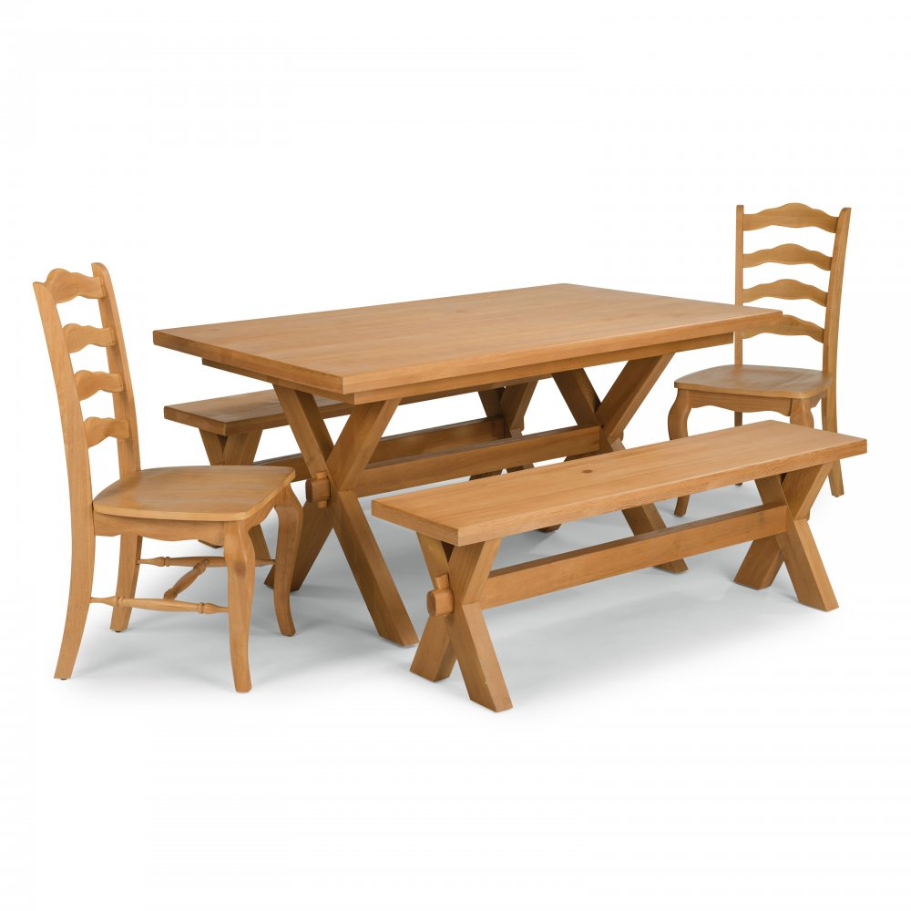Country Lodge Dining Set 5524-3128