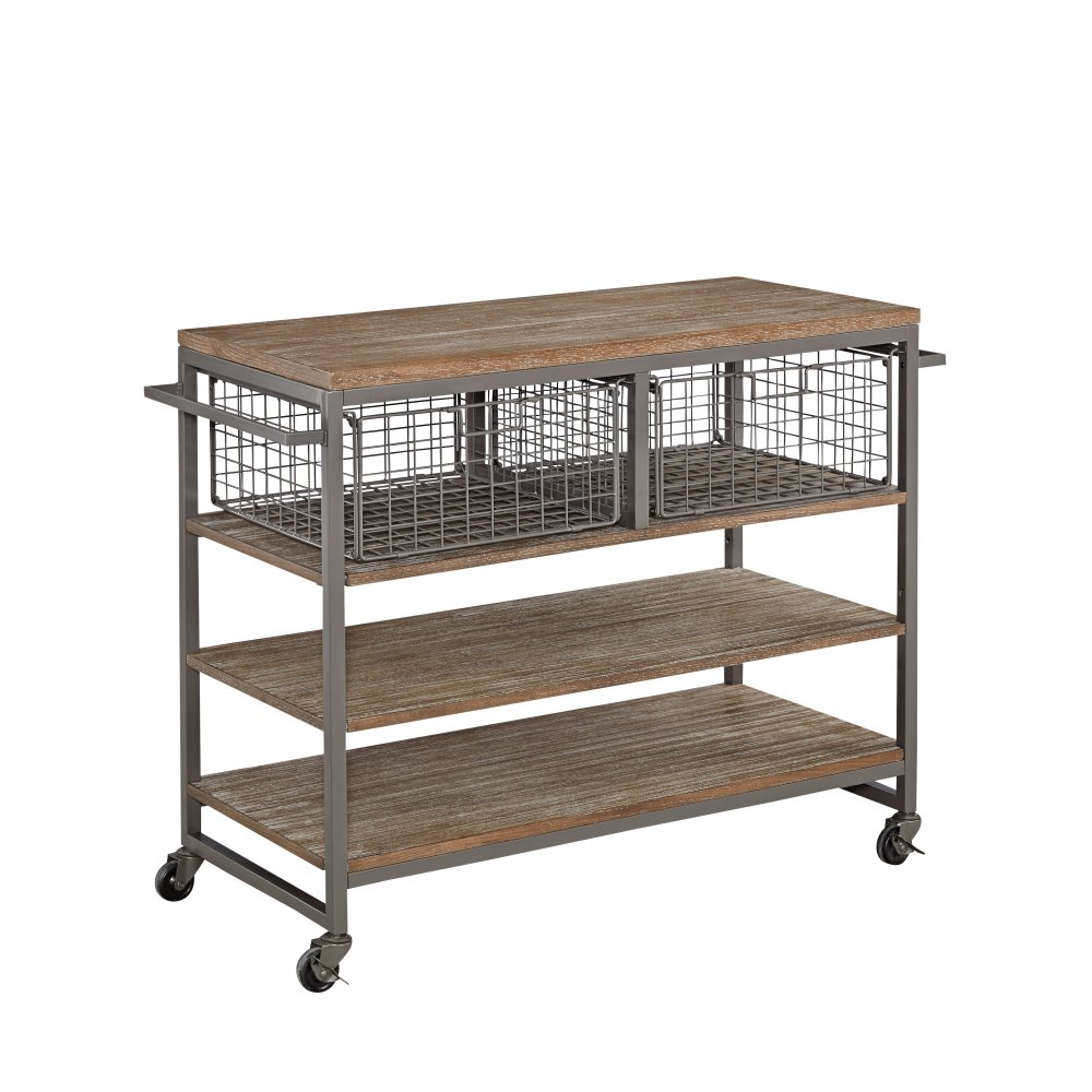 5053-95 Barnside Metro Kitchen Cart